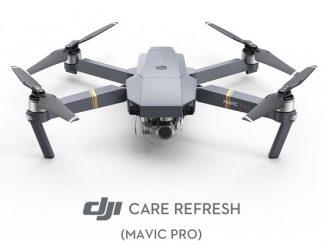 Presentation Assurance DJI Care pour Mavic Pro